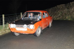 Neil Fletcher and Rodney McCreedy had a steady drive, were delayed at Crew, but still managed second in Class 4